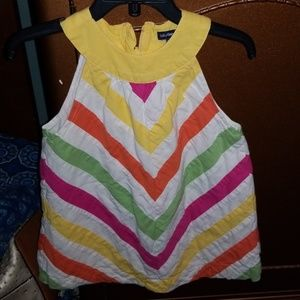 EUC Baby Gap Toddler Dress 18-24mo.